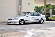 Japanese Cars / Honda