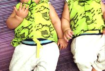 Twin girls / Twins