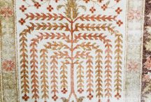 Rug Motifs - Willow Tree