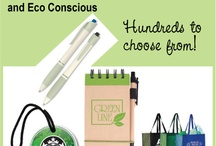 Green Promo Products / Eco Friendly  and Green Promotional Ideas for Earth Day or your next promotion or event