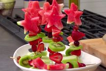Party Food Ideas / Fun and easy ideas and recipes for parties