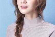 peinados al estilo coreano