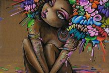 Afro Art / art