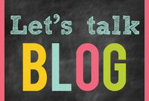 Blogging Tips / Things I'm interested to learn about blogging