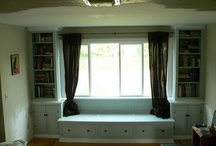 Built-ins / by PennyGrin :)
