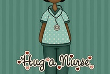 Nurse appreciation / Nurses work hard.  Show them how much you appreciate it!  Visit www.Threadtails.com for t-shirts and tank tops for nurses, RN's, LPN's, and nursing students.  #Threadtails  #NursesRock