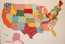 USA Quilts / Quilts inspired by America