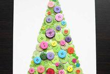 Decoração para natal simples de fazer / Várias ideias de decoração de Natal que você mesma pode fazer! Práticas e lindas!