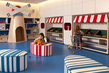 Playrooms / by Anne Elizabeth