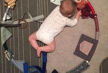 Montessori niemowlę