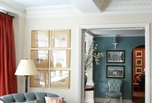 Updated and Classy Style / Not all new homes and new homeowners want grey walls and hard silvery, cold surfaces.