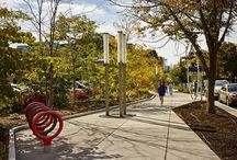 Park linearny