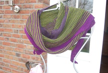 June Shawl Knitalong - colour inspiration / Gorgeous? Yep, I think so! 