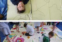 közösségi művészet projekt