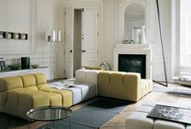 interior design: sofas / by studioloraine