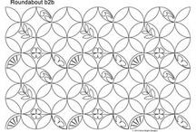 Quilting - Pantographs