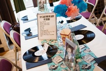 1950's Party / Party ideas for a 1950's Rock and Roll themed bash -