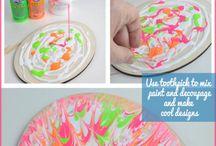 Craft- art activities