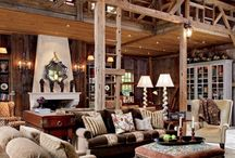 Barn obsession - Homemaking / All things country - barn dreaming - barn makeover