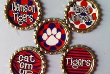 Clemson Knick Knacks / by Clemson Girl