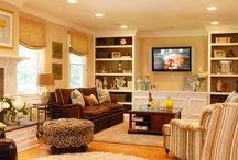 living room remodel / by M K