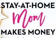 Maman web entrepreneur / Mamans au foyer entrepreneures - bossmoms