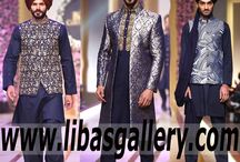 High Quality Men Luxury Shewanis - The 14th QMobile HUM Bridal Couture Week 2017 Fastest Delivery / Shop The 14th edition of of men's designer Sherwanis from luxury designer brands at QMobile HUM Bridal Couture Week 2017 styled by Sweet Touch.Ahsan Menswear's, Emraan Rajput Sherwanis,Fahad Hussayn Couture,Amir Adnan,Arsalan Iqbal,Hassan Shehryar Yasin,Designer Sherwani Suits,Shop Luxury Designers Online at www.libasgallery.com Buy Now Wanderful brand new Sherwanis in UK,USA,Canada,Pakistan,India,Australia,Saudi Arabia,Norway,Sweden,Scotland,Dubai,Behrain,Qatar,NewZealand,Austria,Switzerland