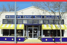 Favorite Places & Spaces / by Schiff's Estate Services and Estate Sale Building