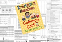 Kindergarten Assessment / This board includes ideas and resources for assessment in the kindergarten classroom.