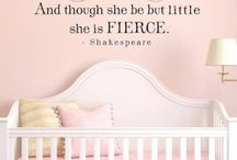 Baby room ideas / by Jessica White