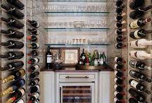 Wine Racks & Rooms