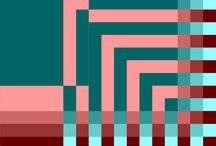 Geometric Gifs / Geometric Gifs by Istvan Ocztos