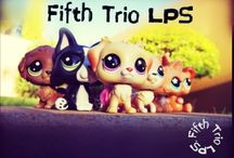 Fifth Trio LPS photos