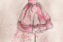 Kleider malen