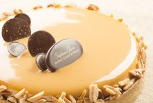 Caramel dessert