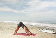 "gettin itttttttt / surf, yoga, getting ""it"""