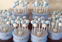 Esküvői süti (cake pop..)