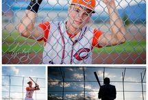 I LOVE ∫ Baseball / Inspiration portrets