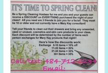Mary Kay Business  / by Jennifer Steinwand