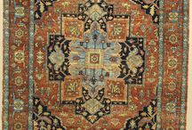 Heriz Rugs / The Always popular Traditional Heriz Rug. Available at The Rug Mall In Aberdeen, NJ