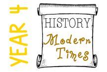 HISTORY - Modern Times