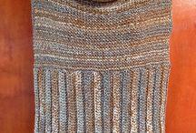 Suéteres sin mangas