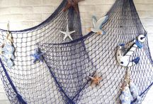 Sieć rybacka - pomysły