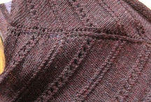 Knitting - shawls