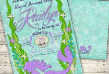 Mermaids / by Marcy {simply sprout}