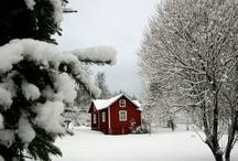 Let it snow / by Hera Tania Widyastuti
