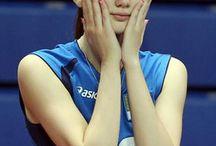 サビーナ・アルシンベコバ(Sabina Altynbekova) / カザフスタンのバレーボール選手