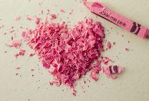 pink / by Apryl Smith