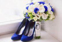 Букет невесты / Здесь собраны примеры моих работ по теме - Свадебный букет