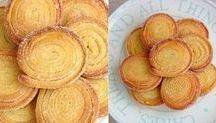 Biscoitos Filadélfia com queijo cremoso